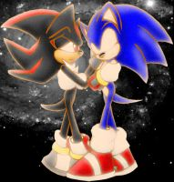 SONADOW: Cosmic Eternity by SonicRemix