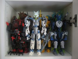 Shelf collection Part 2 by Maxustech