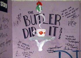 The Butler Did It 2012 by wings33