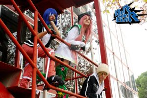 Air gear cosplay by saetiz