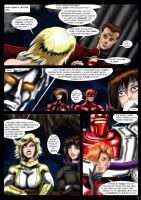 Justice League - Initiations (9) History by adamantis