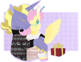 Hearth's warming couples 3: Sweaters and presents by Vindhov