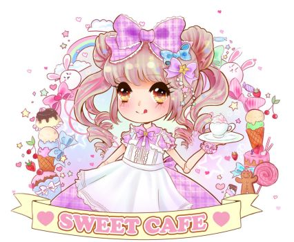 Sweet Cafe by Poochi-Pooch