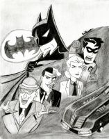 Batman Forever by Trumpeteer34