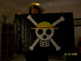 duct tape one piece flag by bulmabriefs1313303