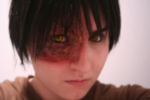 Zuko Makeup Testing by MoonsVeil
