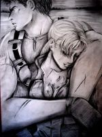 In your arms-JxC Finished by Rociiio