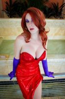 Jessica Rabbit by Neon-Stitches