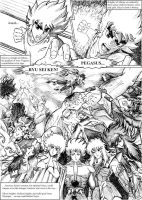 Saint Seiya - Redemption #001 by Gugaaa