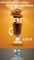 The Lox Cafe - Hot Chocolate by snmsnl