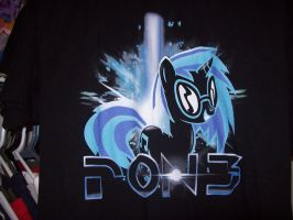 DJ Pon-3 Shirt by MasteroftheContinuum