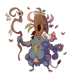 Witchdoctor by Garvals