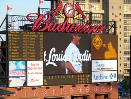 Busch Stadium by Oultre
