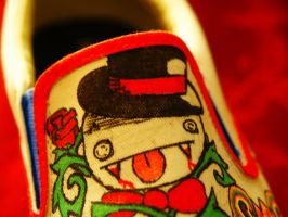 Shoes incognito 2 by StyrochRiek