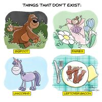 Things That Don't Exist by cedricstudio