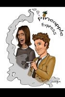 Pineapple Express by c-t-supahfly