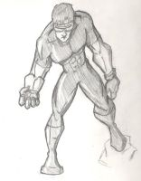 Another Cyclops Sketch by Glax101