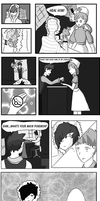 Pokemon Trainer comic by Sparrow-Kaizu
