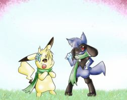 PMD, Ready Set GO by DrawerElma