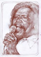 Barry White by prab-prab