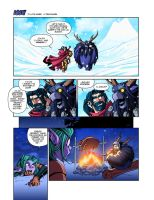 WoW Comic - Lost! by Lukali