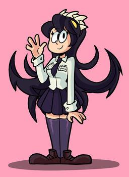 Filia by BlueMoonRocket
