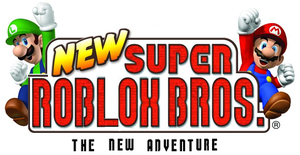 New Super Roblox Bros. title by SecminourTheThird