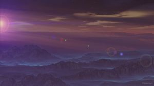 Distant Horizons by GrahamSym