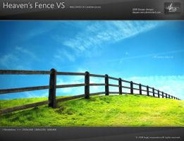 Heaven's Fence VS wallpaper by darpan-aero