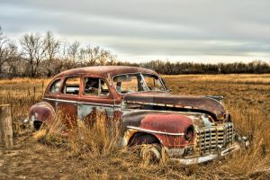 Old Dodge by mindym306