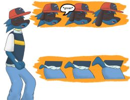 Ash into Riolu Tf Page 3 by 3waycrash