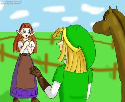 OoT - Reunion by StaciNadia