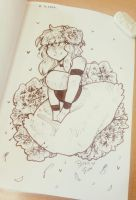Caeco by Drawing-Heart
