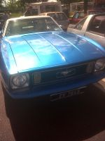 ford mustang front by daz1200