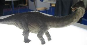 Papo young Apatosaurus in Toy FAIR by zoome3