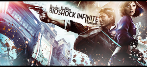 Bioshock Infinite by jdslipknot