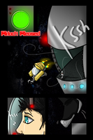 Round One Page Six by lucidflux