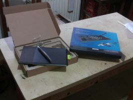 My Wacom by Maxmilian1983