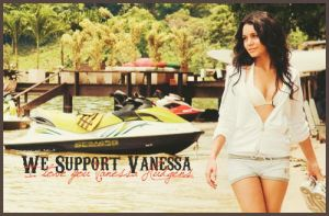 SUPPORT VANESSA by lifewithcokkie
