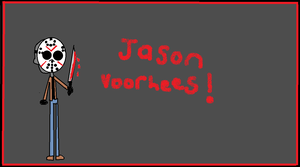 Friday the 13th Jason Voorhees by Smurfette123
