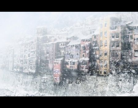 Snow storm by etwoo
