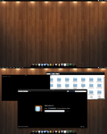 Friday KDE Arch Black by CraazyT