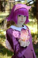 Annie (League of legends) cosplay by RavenAkaShiroi