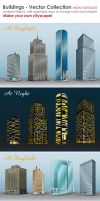 Buildings - Vector Collection by mfcoelho