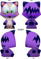 Floxy Paint Design by sosnw