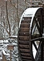 Grist-Mill-At-Norris-2011 by Aegyptica