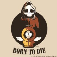 Born to die by Donniie