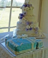 Wedding Cakes by dwaynerjames
