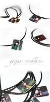 necklaces by gorjuss