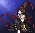 Bayonetta Joins the Fight! by SkywardRoses